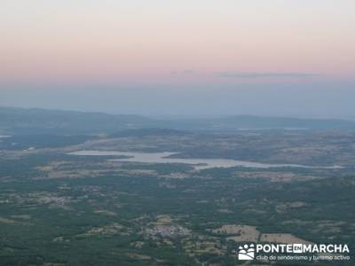 Senderismo a la luz de la luna - Cascada de San Mamés; material senderismo